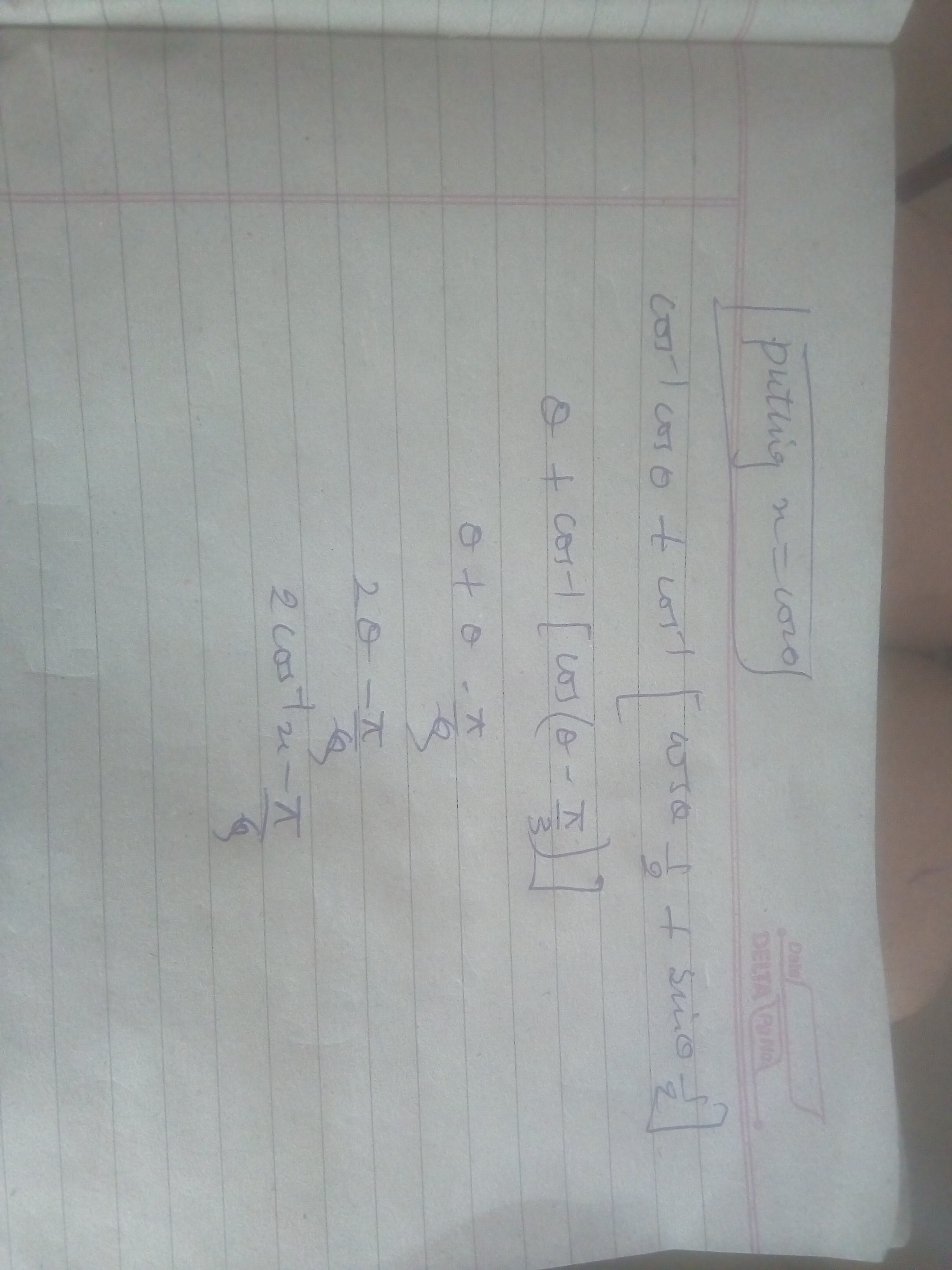 SOLVED:Rewrite the product as a sum. 2 \\sin (5 x) \\cos (3 x)